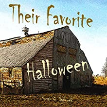 Their Favorite Halloween (       UNABRIDGED) by Susan Hancock Narrated by Susan Hancock