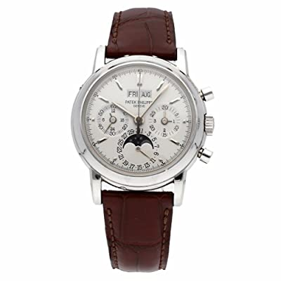 Patek Philippe Grand Complications mechanical-hand-wind Mens Watch 3970ep-021 (認定pre-owned )