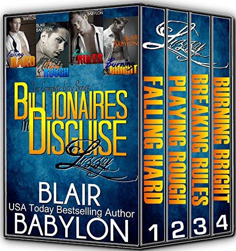 Billionaires In Disguise: Lizzy by Blair Babylon ebook deal