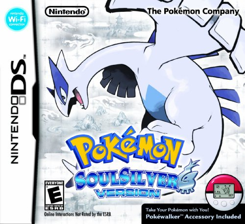 Baby's Store |   Pokemon SoulSilver Version Software Only