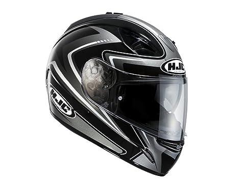 HJC tR blade rollerhelm mC - 1 casque intégral 5 taille s (55/56 cm) couleur :  noir/gris