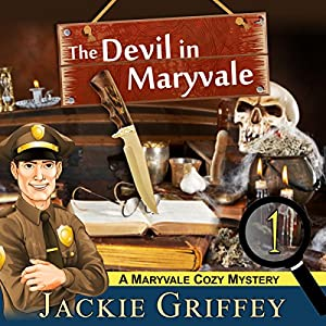 The Devil in Maryvale (A Maryvale Cozy Mystery, Book 1) Audiobook