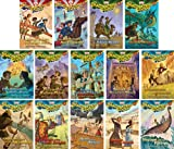 img - for Imagination Station Series - Adventures in Odyssey - Set of 14 - Volumes #1-14 Including Captured on the High Seas, the Redcoats Are Coming, Danger on a Silent Night, Hunt for the Devil's Dragon, Challenge on the Hill of Fire and More book / textbook / text book
