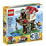 Lego Creator Treehouse Toy Interlocking Building Sets