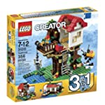 LEGO Creator Treehouse 31010 Toy Inte...