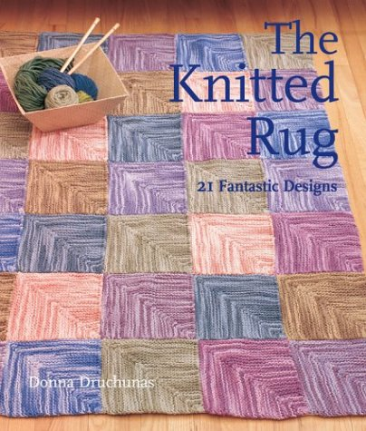Fabulous The Knitted Rug Fantastic Designs