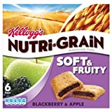 Kellogg's Nutrigrain Blackberry & Apple 5x6x37g