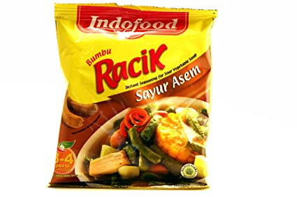 Instant Seasoning Asem Instant Seasoning
