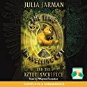The Time Travelling Cat: And The Aztec Sacrifice Audiobook by Julia Jarman Narrated by Wayne Forester