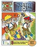 img - for Phonics Comics: The Smart Boys (Phonics Comics (Numbered No Level)) book / textbook / text book