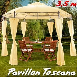 pavillon 6 eckig holen sie sich das beste preis pavillon california ist jetzt zum kauf. Black Bedroom Furniture Sets. Home Design Ideas