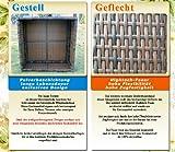 XINRO-19tlg-XXXL-Polyrattan-Gartenmbel-Lounge-Sofa-gnstig-Lounge-Mbel-Lounge-Set-Polyrattan-Rattan-Garnitur-Sitzgruppe-InOutdoor-handgeflochten-mit-Kissen-braun