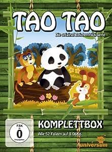 Tao Tao - Komplettbox [8 DVDs]