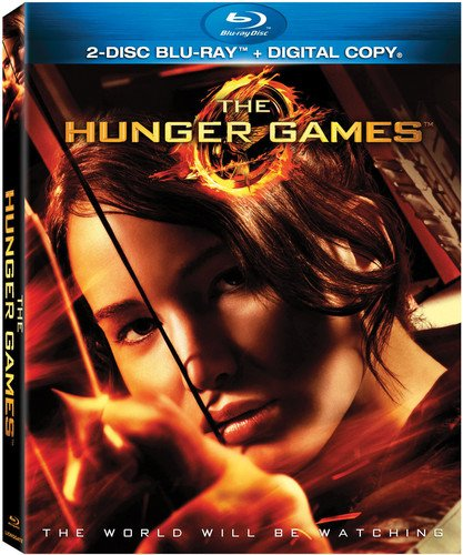 Blu-ray : The Hunger Games (Dolby, , Digital Copy, Digital Theater System, 2 Disc)