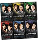 Vampire Plagues - Dusk Collection 6 Books Sebastian Rook Set (London, Paris, Mexico, Outbreak, Epidemic, Extermination) Sebastian Rook