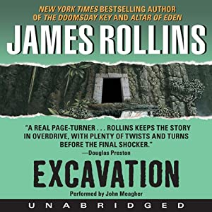 Excavation | [James Rollins]