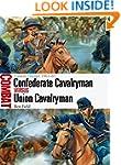 Confederate Cavalryman vs Union Caval...