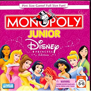 monopoly junior instructions 2013