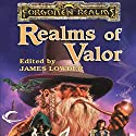 Realms of Valor: A Forgotten Realms Anthology Audiobook by R. A. Salvatore, Troy Denning, Elaine Cunningham, Ed Greenwood, Christie Golden Narrated by Christine Marshall