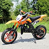 Kinder Mini Crossbike Delta 49 cc 2-takt Dirt Bike Dirtbike