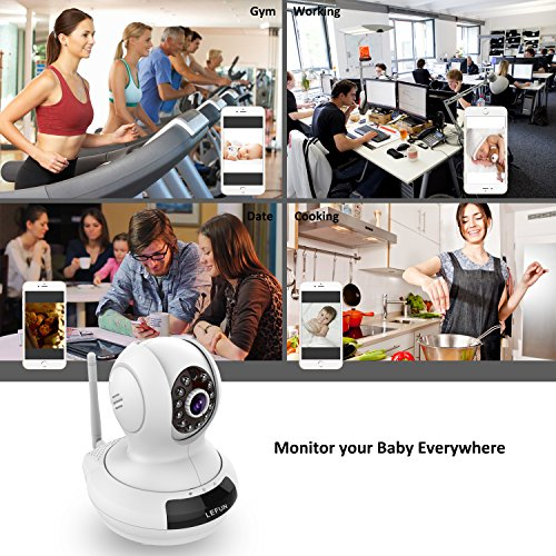Наушники LeFun™ Baby Monitor Wireless