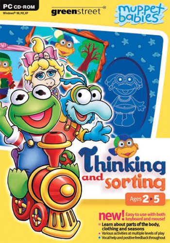 Greenstreet Muppets Thinking  & Sorting (PC)