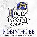Fool's Errand: Tawny Man Trilogy, Book 1 Hörbuch von Robin Hobb Gesprochen von: Nick Taylor