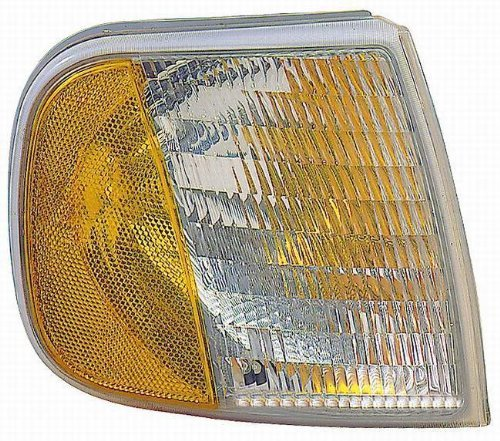 Depo 331-1538L-UCN Ford Driver Side Replacement Parking/Signal Light Unit Style: Driver Side (LH)
