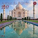 Nouvelles Images Calendrier 2017 Autour du monde 16 mois 29 x 29 cm...