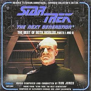 Star Trek: Next Generation B.O. Both Worlds 1 & 2