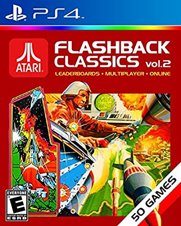 Atari Flashback Classics: Volume 2 - PlayStation 4