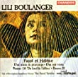 Boulanger Vocal And Choral Works from Chandos