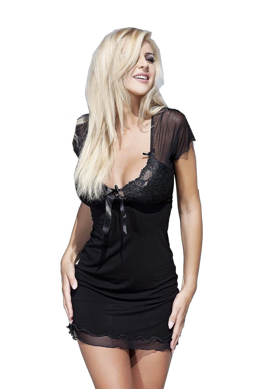 Lady-Mode Negligee aus Viskose Irina (XS – 2XL) günstig online kaufen