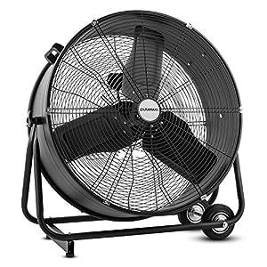 duramaxx giant turbo ventilator gro er industrie trommelventilator boden standventilator. Black Bedroom Furniture Sets. Home Design Ideas