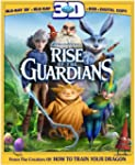 Rise of the Guardians (Three-Disc Com...