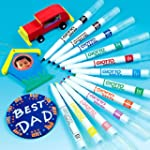 Giotto Decor Pens (Pack of 12)
