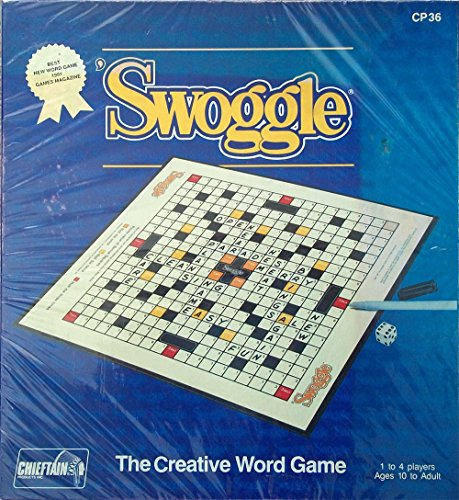 Swoggle The Creative Word Game - 1
