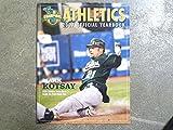 OAKLAND A'S ATHLETICS BASEBALL YEARBOOK - 2007 - NEAR MINT