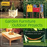 img - for Garden Furniture and Outdoor Projects book / textbook / text book