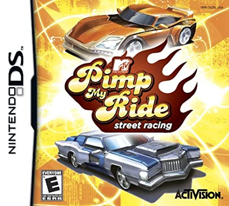 Pimp My Ride: Street Racing