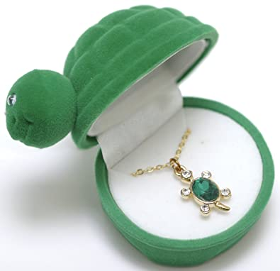 Cute Turtle Pendant