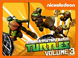 Teenage Mutant Ninja Turtles Volume 3 [HD]