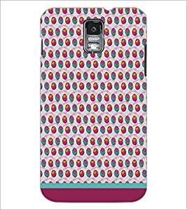 PrintDhaba Owl Pattern D-1651 Back Case Cover for SAMSUNG GALAXY S5 (Multi-Coloured)