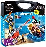 PLAYMOBIL® 5894 - Spielset Piraten im Tragekoffer