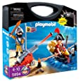 Playmobil - 5894 - Jeu de construction - Valisette pirate et soldat (1) (7)