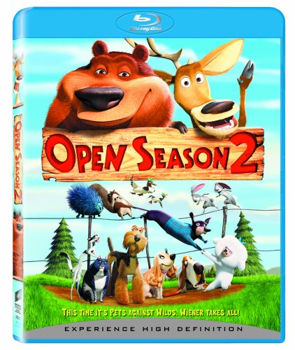 Сезон охоты 2 / Open Season 2 (2008) BDRip