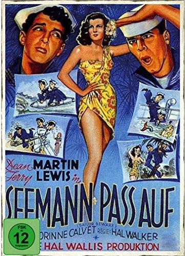 Seemann pass auf ( mit Jerry Lewis und Dean Martin )