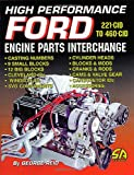 High-Performance Ford Engine Parts Interchange (S-a Design) (188408933X) by Reid, George