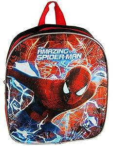 "Marvel Spider-man 11"" Mini Toddler Pre-school Backpack from Marvel"