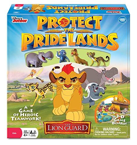 Disney The Lion Guard Protect the Pride Lands Game JungleDealsBlog.com